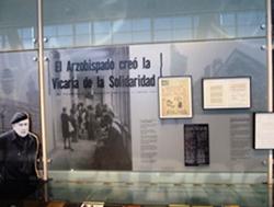 """Das """"Museo de la Memoria y los Derechos Humanos"""" in Santiago würdigt die Arbeit der """"Vicaría de Solidaridad"""""""