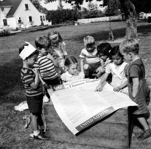 Kinder mit UDHRkl