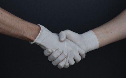 Corona Aktionismus Zusammenhalt