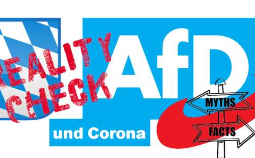 AfD in Bayern Reality Check